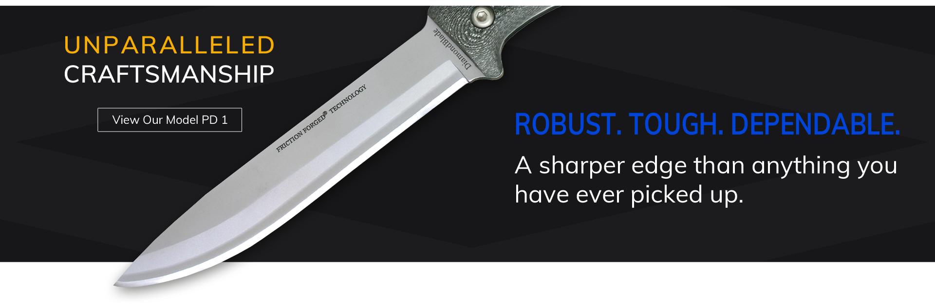 DiamondBlade Knives: Welcome